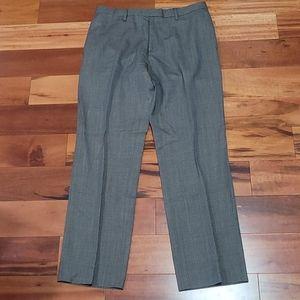 BR Wool Dress Pants 33x32 Classic Fit